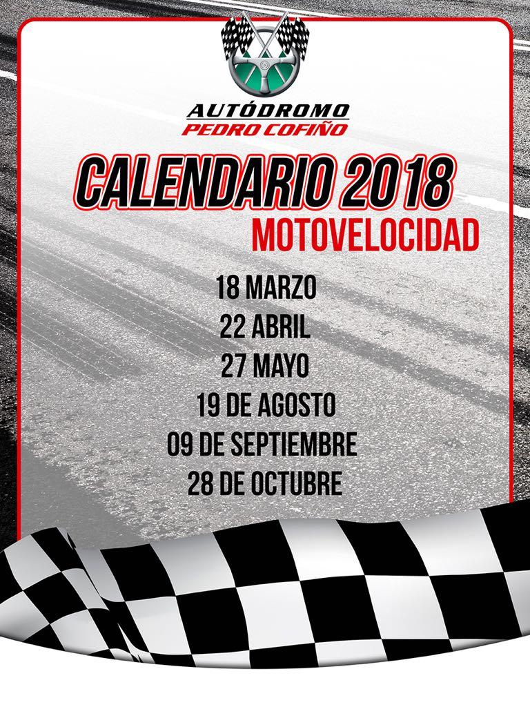 Calendario Autodromo Pedro Cofino 2019.Autodromo Pedro Cofino Guatemala